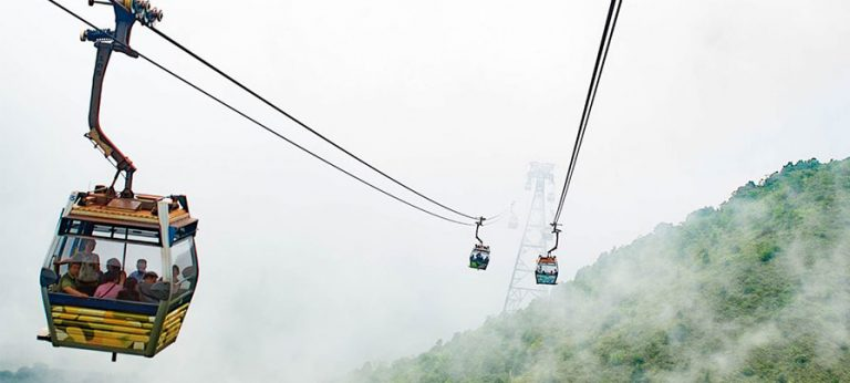 Peru and its first cable car system
