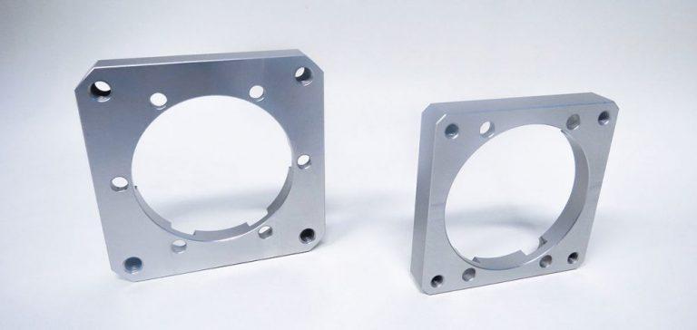 Varvel's new square flanges for servomotors