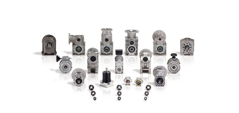 Varvel gearboxes for the building industry